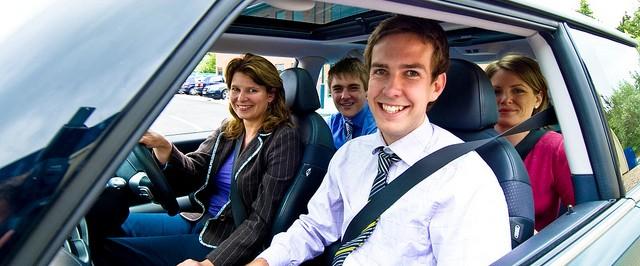 Qué es el CarSharing, el auto como un servicio